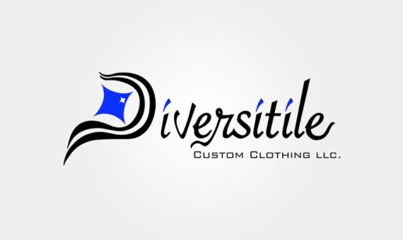 Diversitile Custom Clothing Logo
