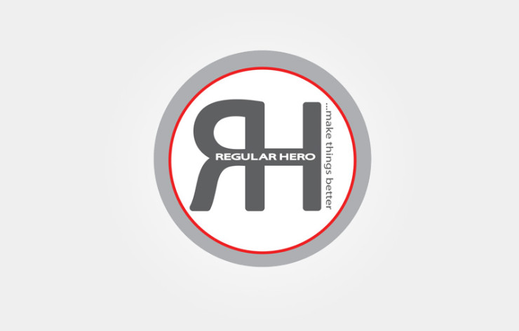 Regular Hero Logo