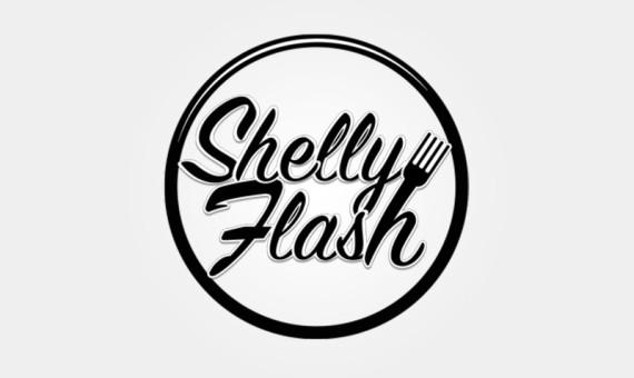Shelly Flash Logo