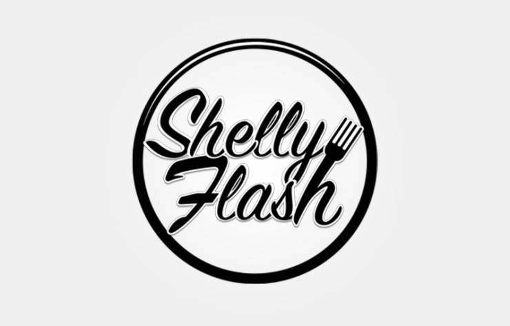 Shelly Flash Logo